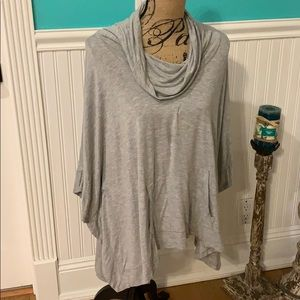Mystree Grey Sweater Size One Size